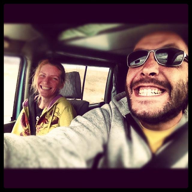 Westfalia Digital Nomads Driving Istanbul