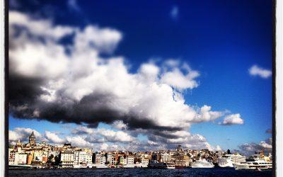 Bosphorus and Istanbul