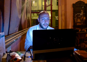 Armando interview WDN