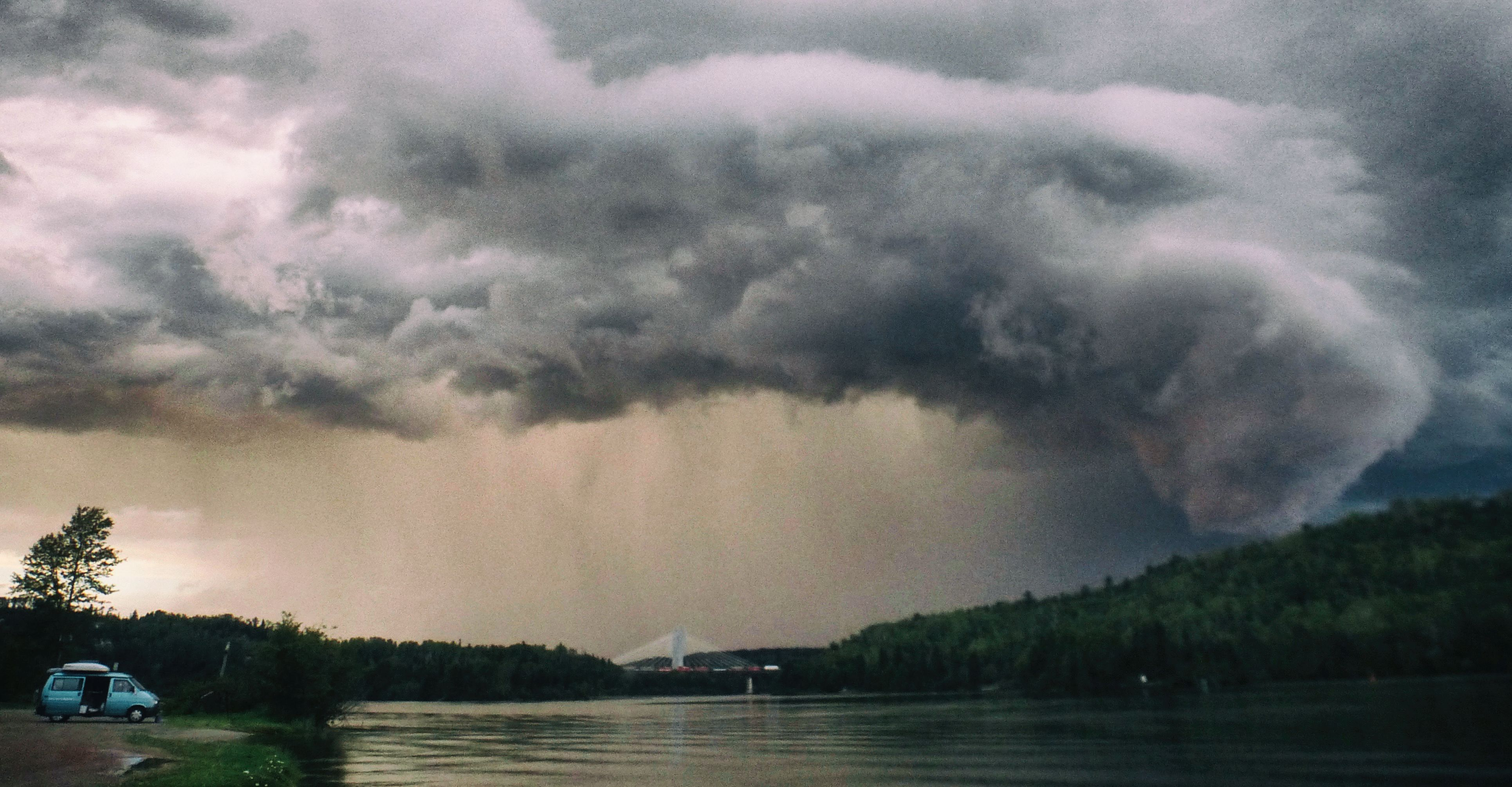 Storm in Canada