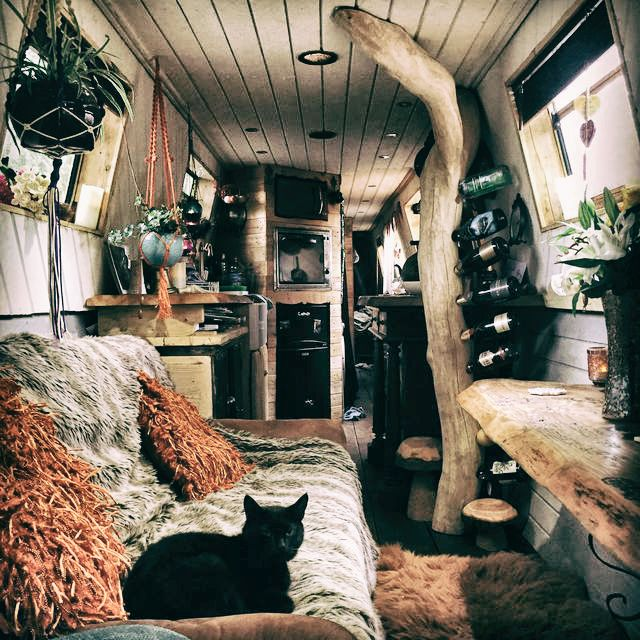 Tiny House Narrowboat