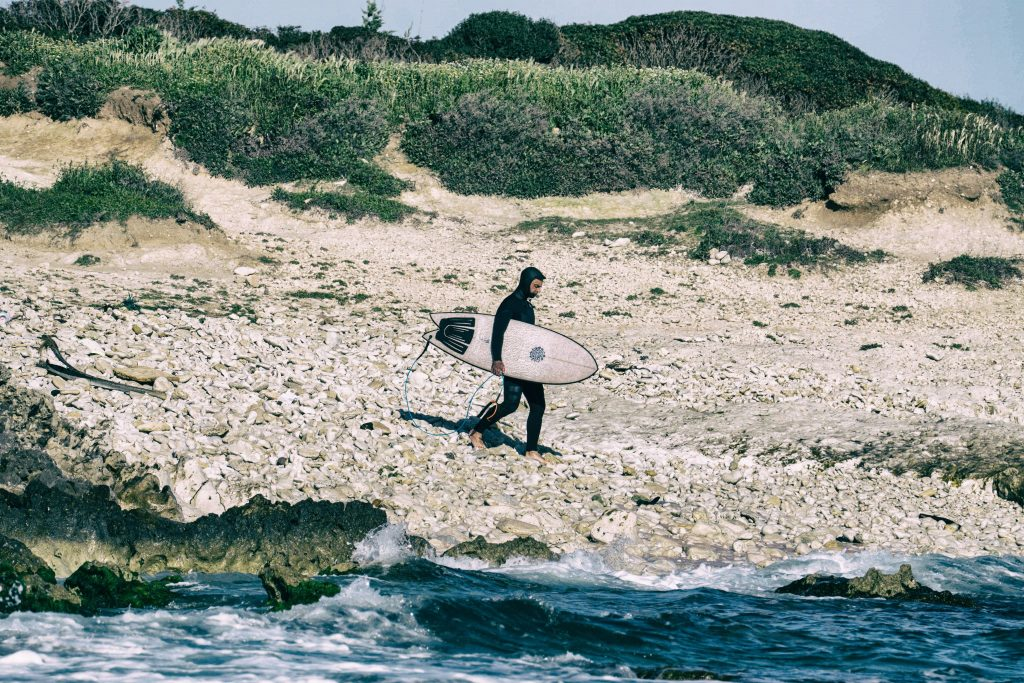 Surfing Sardinia Off-Season