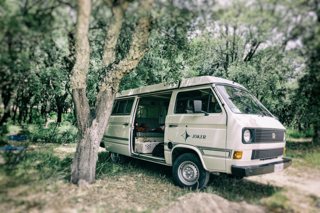 Yep Campervans rental Sardinia off-season