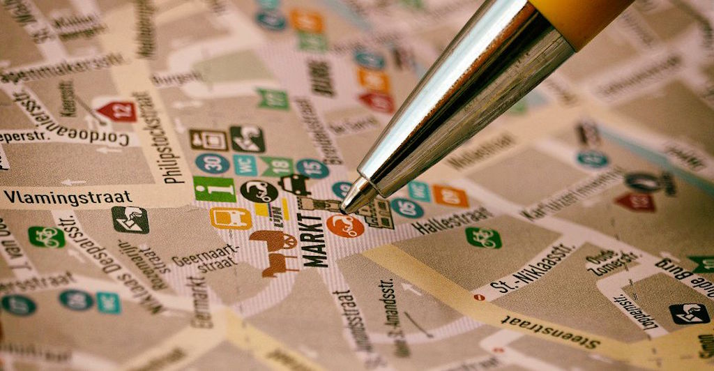Organizing an Itinerary for Travel